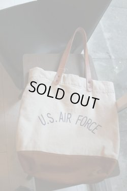 画像1: US AIR FORCE BAG